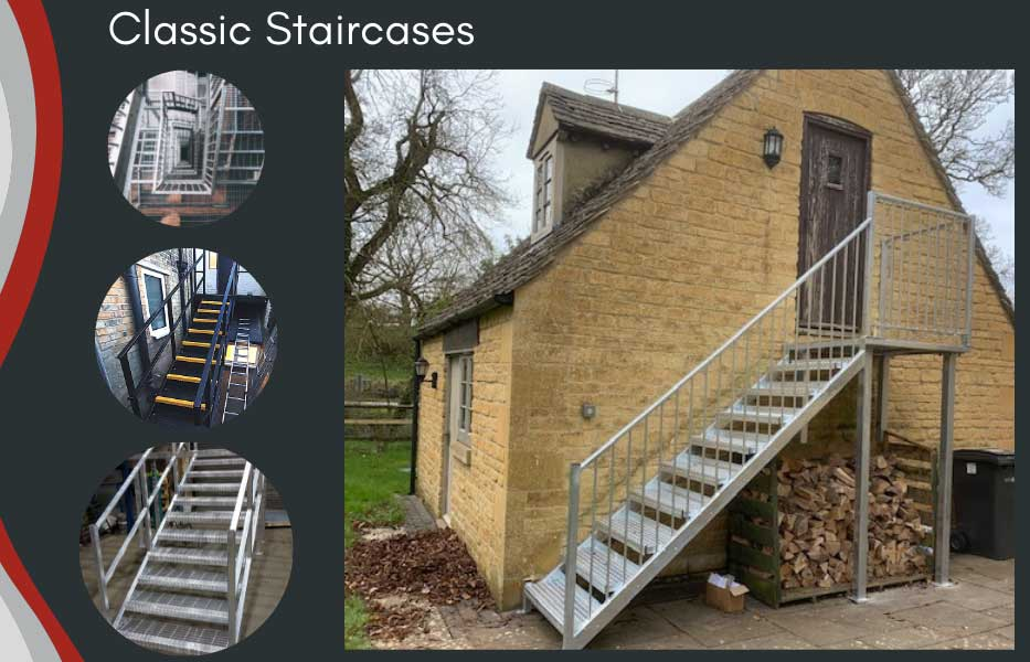 Classic Staircases