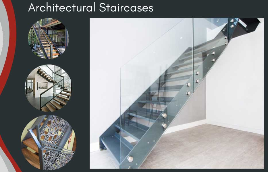 Architectural Staircases