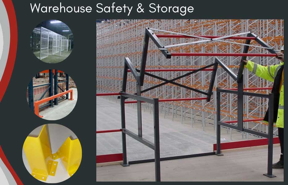 Warehouse Safety and Storage